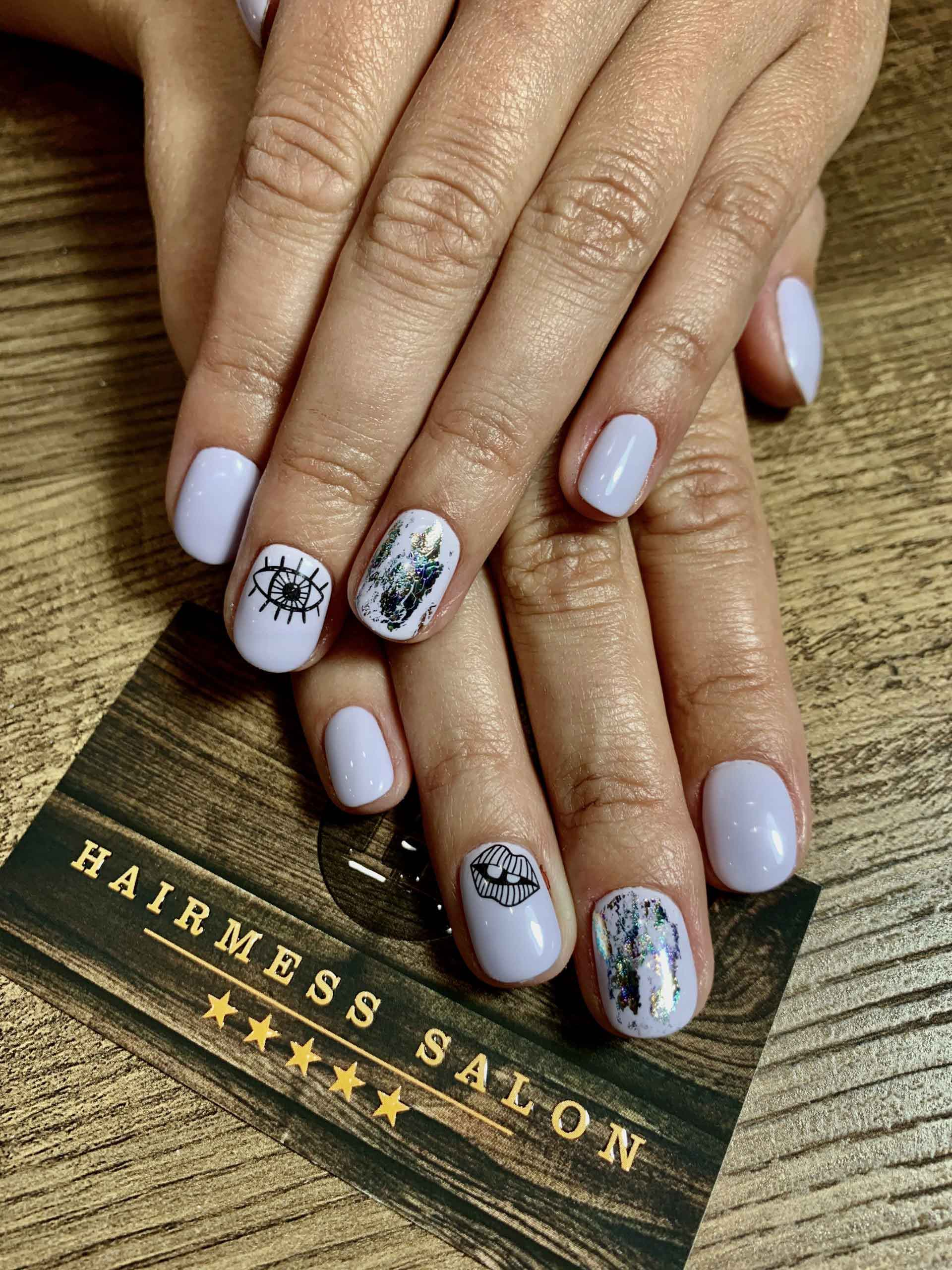 hairmess salon boca raton fl manicure
